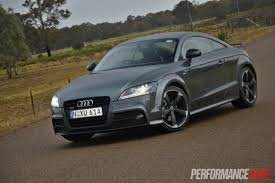 2013 audi tts review 2013 audi tt coupe s line competition review