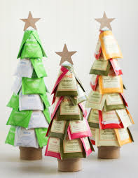 diy christmas tea trees craft u0026 diy pinterest christmas tea