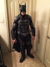 my first cosplay batman arkham origins cosplay amino