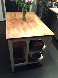kitchen island bench butchers block table free standing stools