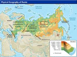 map quiz of russia physical sarver world cultures