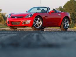 saturn sky red automotive trends saturn