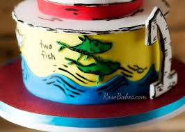 happy birthday dr seuss dr seuss cakes rose bakes