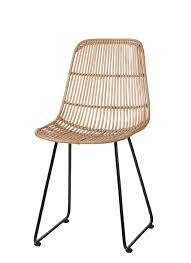chaise en chaise en rotin sun pomax