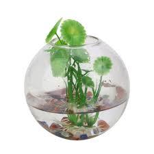 online get cheap glass wall flower vase aliexpress com alibaba