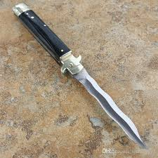 akc plus 9 italian godfather stiletto leverletto kris snake shape