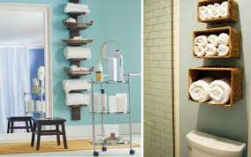 Wall Storage Bathroom Space Saving Products For Your Small Bathroom Freshome