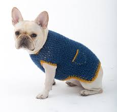 crochet pattern for dog coat crochet dog sweaters for fee fee the crochet crowd