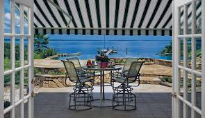 Storm Awnings Retractable Awnings Nature Coast Fl Citrus U0026 Levy Counties