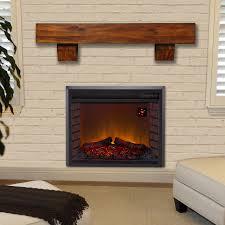 electric insert fireplace binhminh decoration