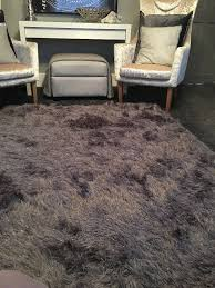 Thick Pile Rug Grey Sparkly Deep Pile Rug In Airdrie North Lanarkshire Gumtree