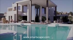 luxury modern villa for sale in benahavis spain youtube