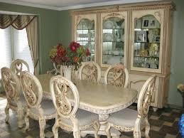 antique white dining room set antique white dining room furniture 7 ii antique white wash finish