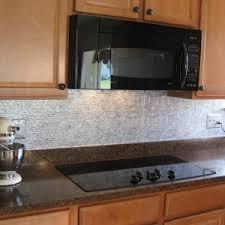 Tin Backsplash Kitchen Decor Tips Affordable Tin Backsplash For Decorating Kitchen