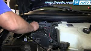 how to install replace heater ac fan speed control resistor 1997
