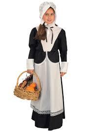 halloween costumes girls kids girls pilgrim costume