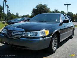 Lincoln Town Car Pictures 2000 Black Lincoln Town Car Congressional Town Sedan 37322577