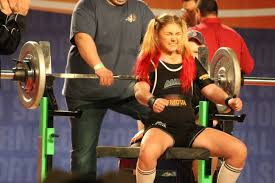 14 year old bench presses 290lbs strong figure