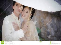 Thai Wedding Dress Thai Wedding Dress Stock Vector Image 41037039