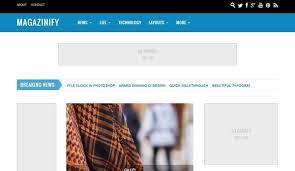 25 best free blogger templates developer u0027s feed