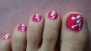 easy nail art for toes toe nail art designs for beginners easy nail art for beginners