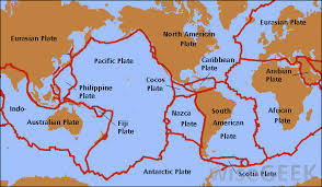 continental drift theory pictures