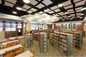 Interior Design Schools In Nj by Bci New Library From Bci For George Washington Middle