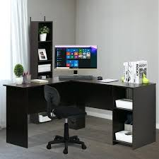 realspace magellan l shaped desk espresso l shaped desk architecture perfect best ideas about l