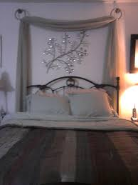 love the drape behind the bed pinteres love the drape behind the bed more diy headboardsheadboard ideascurtain