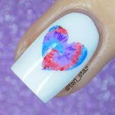 tie dye nail polish thatssofresh tie dye nails far out video