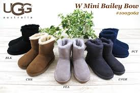 s ugg australia mini bailey bow boots tigers brothers co ltd flisco rakuten global market