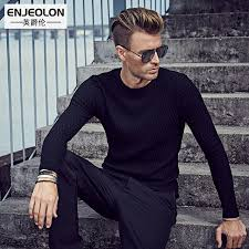 s sweater sale enjeolon brand fashion sale knitted pullover sweaters o neck