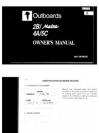 download yamaha 4ac 5c manual docshare tips