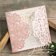 design your own wedding invitations laser cut wedding invitations reduxsquad