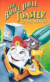 The Brave Little Toaster Characters Amazon Com The Brave Little Toaster To The Rescue Vhs Thurl