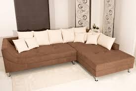 wohnlandschaft justin ecksofa leder braun vintage sofa und couch tolle rabatte bis zu