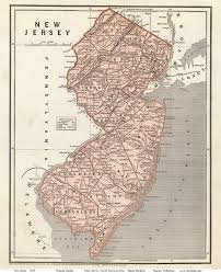 State Of New Jersey Map by New Jersey State Maps Page 2