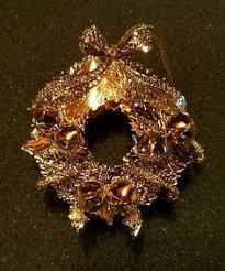 gold plated christmas ornaments danbury mint annual 2007 madonna and child gold plated christmas