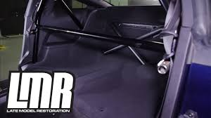 late model restoration mustang mustang ford performance rear seat delete install 2005 2014 all