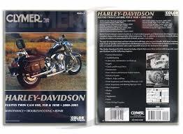 2000 2005 harley davidson fxstd fxstdi softail deuce repair manual