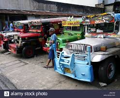 philippines jeepney inside passenger jeepney stock photos u0026 passenger jeepney stock images