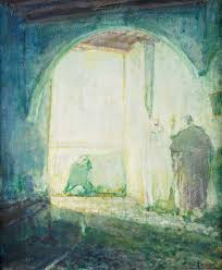 moroccan art history file moroccan scene by henry ossawa tanner bma jpg wikimedia commons