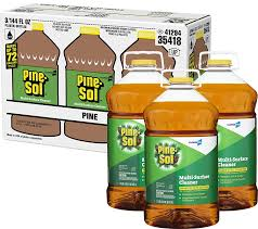 can i use pine sol to clean wood kitchen cabinets pine sol 35418 multi surface cleaner pine scent 144 ounce bottle of 3