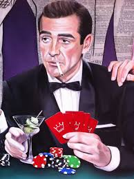 sean connery martini dead man u0027s hand
