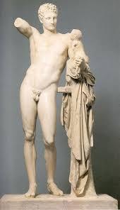 Famous Greek Statues Greek Statue Hermes Google Search Art Board Pinterest