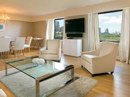 luxurious 2 bedroom apartment with breathtaking central park views