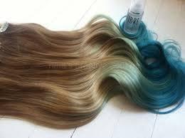 mermaid hair extensions beauty mermaid ombre hair