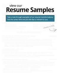 Canadian Resume Sample by Samples