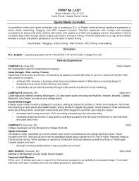 Resumes For It Jobs by Writing A Resume For College Students Sample Resumes Career Services
