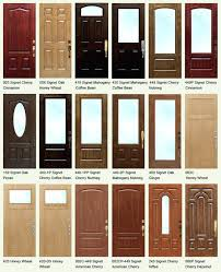Exterior Door Types Different Front Doors Exterior Doors Impressive Types Of Iron